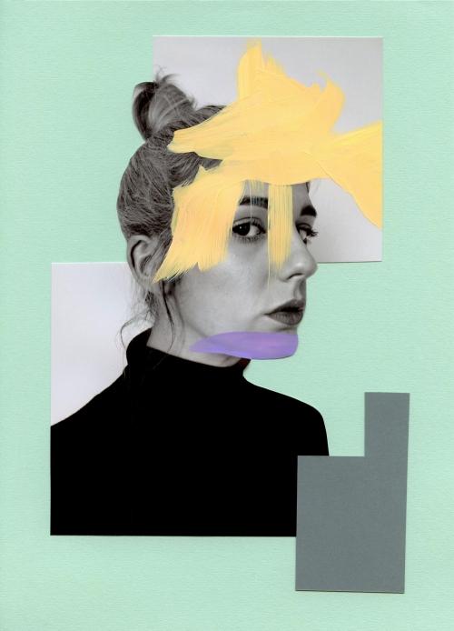Ani Glass - Ffrwydrad Tawel - Artwork by Ani Saunders
